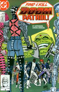 Doom Patrol Vol 2 12