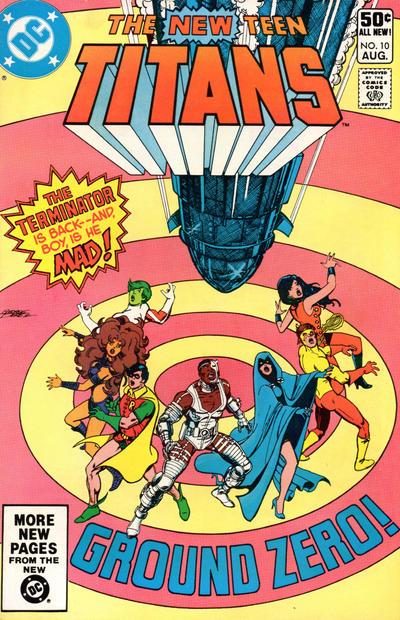 New Teen Titans Vol 1 10