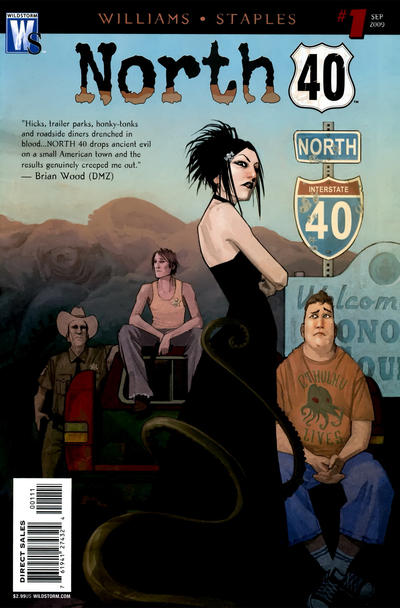 North 40 Vol 1 1