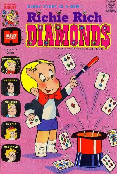Richie Rich Diamonds Vol 1 10