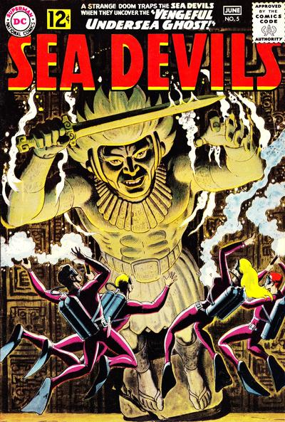 Sea Devils Vol 1 5