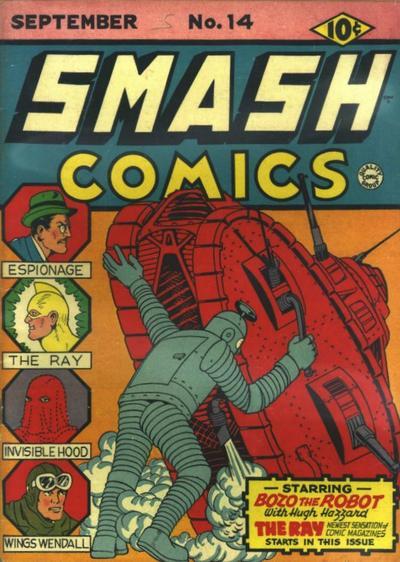 Smash Comics Vol 1 14