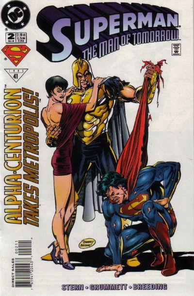 Superman: Man of Tomorrow Vol 1 2