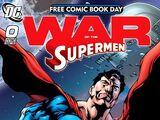 Superman: War of the Supermen Vol 1 0