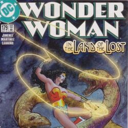 Wonder Woman Vol 2 179