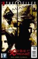 X-Files 30 Days of Night Vol 1 1