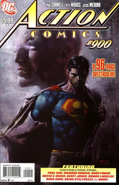 Action Comics Vol 1 900