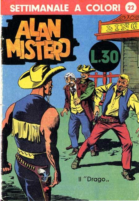 Alan Mistero Vol 1 22