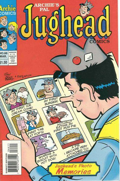 Archie's Pal Jughead Comics Vol 2 66
