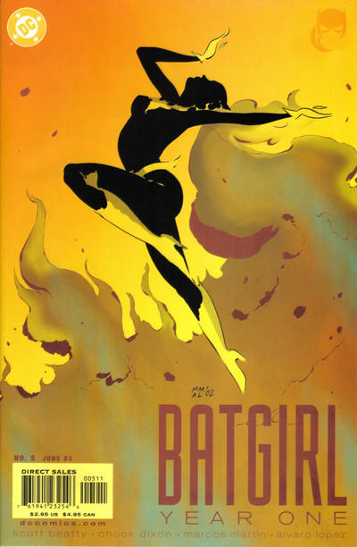 Batgirl: Year One Vol 1 5