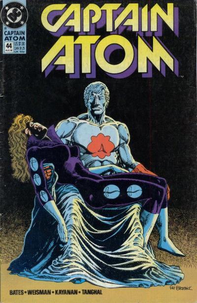 Captain Atom Vol 1 44