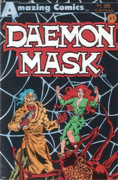Daemon Mask Vol 1