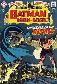 Detective Comics Vol 1 400