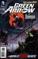 Green Arrow Vol 5 20