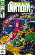 Green Lantern Vol 3 23