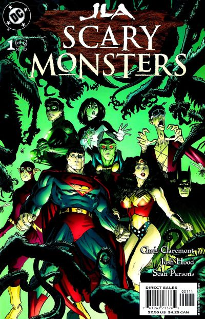JLA: Scary Monsters Vol 1