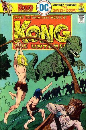 Kong the Untamed Vol 1 3.jpg