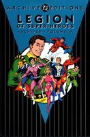Legion of Super-Heroes Archives Vol 1 9