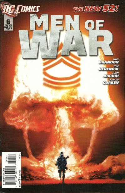 Men of War Vol 2 6