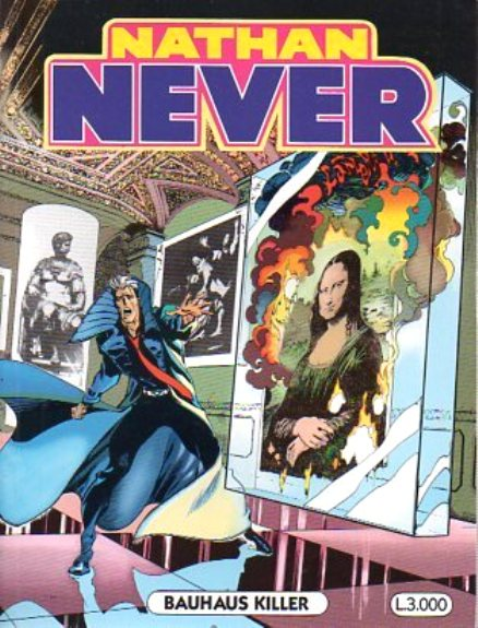 Nathan Never Vol 1 54