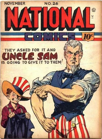 National Comics Vol 1 26