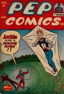 Pep Comics Vol 1 45