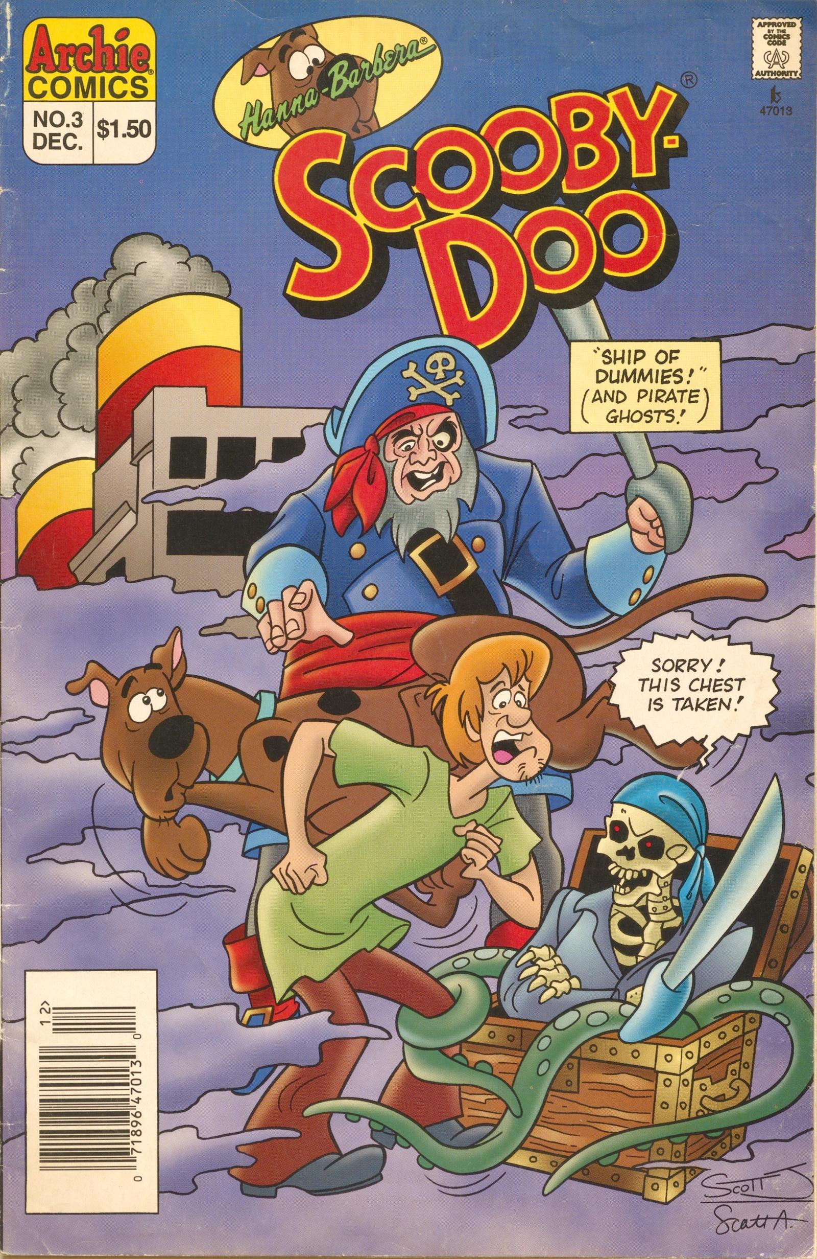 Scooby-Doo Vol 3 3