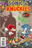 Sonic & Knuckles Vol 1 1