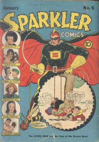 Sparkler Comics Vol 2 6