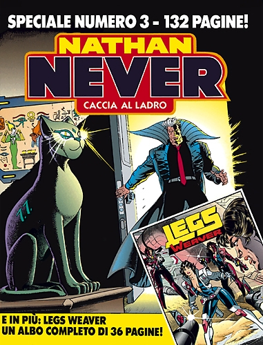 Speciale Nathan Never Vol 1 3