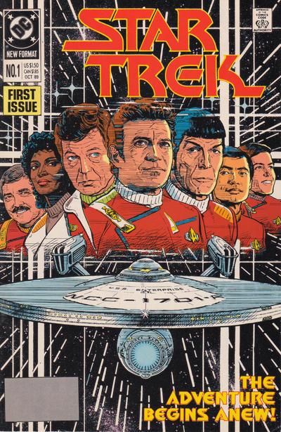 Star Trek (DC) Vol 2