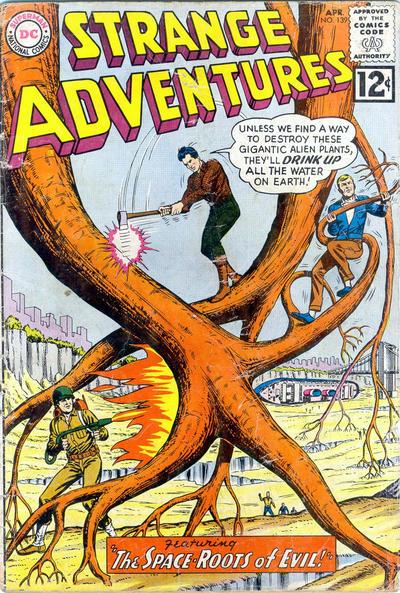 Strange Adventures Vol 1 139