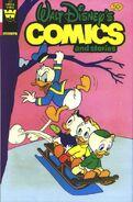 Walt Disney's Comics and Stories Vol 1 487