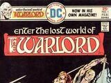 Warlord Vol 1 1