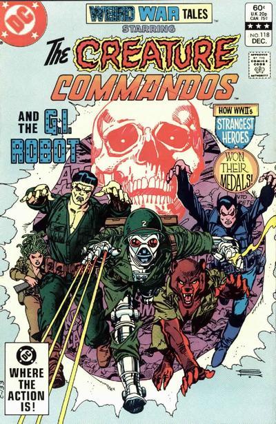 Weird War Tales Vol 1 118