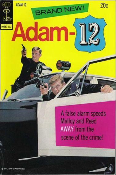 Adam-12 Vol 1