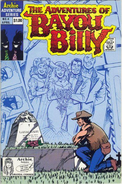 Adventures of Bayou Billy Vol 1 4