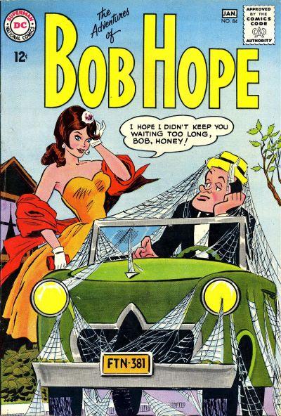 Adventures of Bob Hope Vol 1 84
