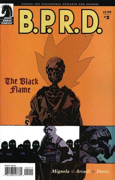 B.P.R.D.: The Black Flame Vol 1 2