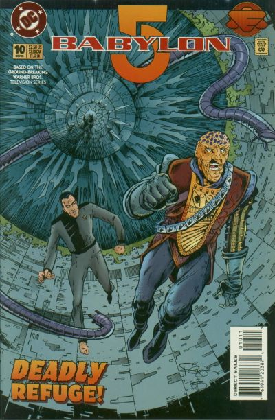 Babylon 5 Vol 1 10