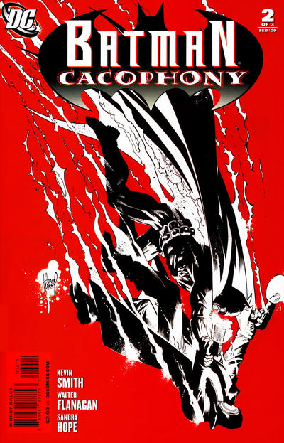 Batman: Cacophony Vol 1 2