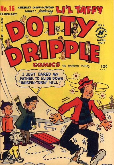 Dotty Dripple Vol 1 16