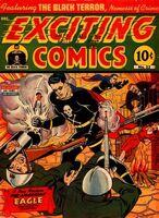 Exciting Comics Vol 1 23