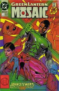 Green Lantern: Mosaic/Covers