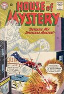 House of Mystery Vol 1 132