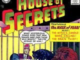 House of Secrets Vol 1 2