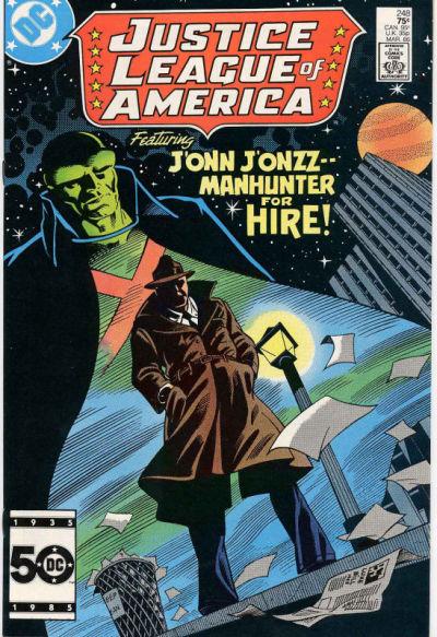 Justice League of America Vol 1 248