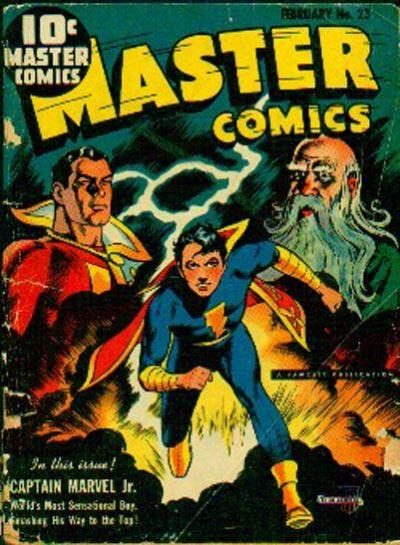 Master Comics Vol 1 23
