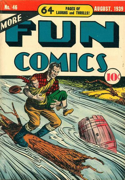 More Fun Comics Vol 1 46