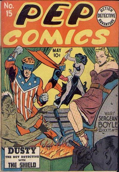 Pep Comics Vol 1 15